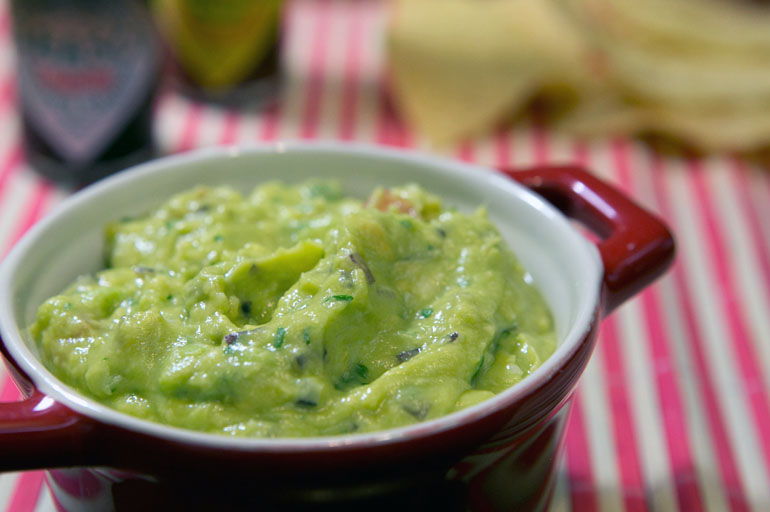 how to say guacamole in cantonese