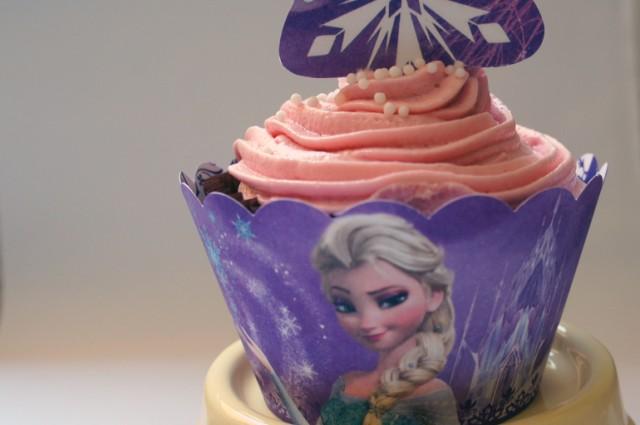 Cupcake com cobertura de chantininho post