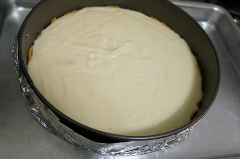 Cheese Cake com goiabada dentro do post1