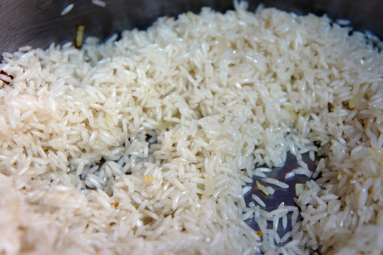 Strogonoff com arroz branco dentro do post2