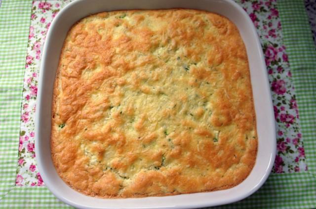 Omelete com Abobrinha no forno post